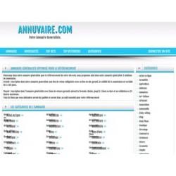 Template annuaire arfooo