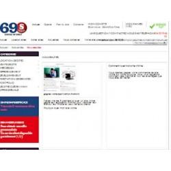 Intégration module Blog pour prestashop