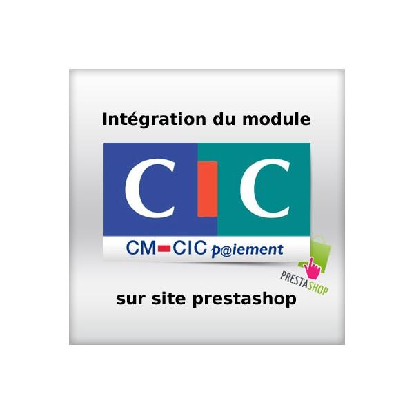 int gration module cm cic sur site prestashop 69 service internet. Black Bedroom Furniture Sets. Home Design Ideas