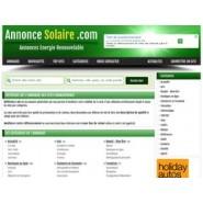 Site de petites annonces écologiques