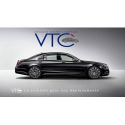 Création site internet pour VTC