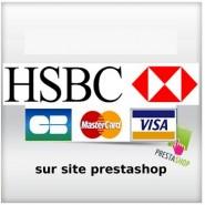 Intégration module HSBC sur site prestashop