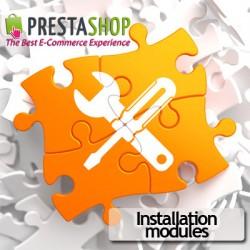 Installation de module prestashop