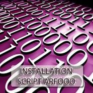 Installation script Arfooo