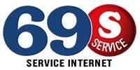 69 service internet